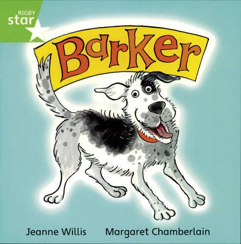 9780433033936: Rigby Rocket: Year 1 Green Book 2 - Barker - Group Pack (Rigby Rocket)