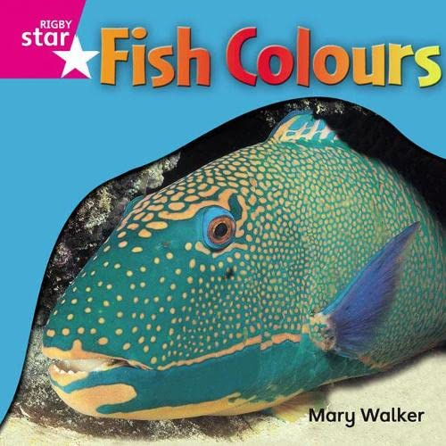 9780433034308: Rigby Rocket Reception Pink Level Non Fiction Fish Colours Single