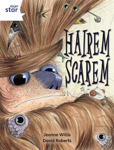 9780433034681: Hairem Scarem: White Level, Book 8 (with Parent Notes) (Rigby Rocket)