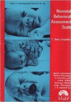 9780433040309: Neonatal behavioral assessment scale (Clinics in developmental medicine)