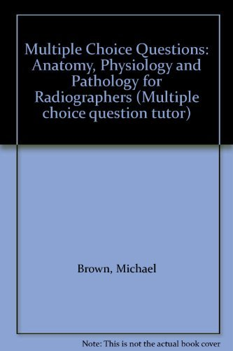 9780433045106: Multiple Choice Questions: Anatomy, Physiology and ...