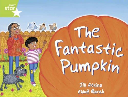 9780433045960: Rigby Star Guided 1/P2 Green Level: The Fantastic Pumpkin 6pk