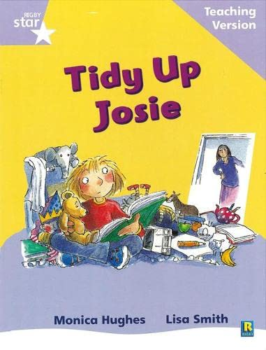 9780433046585: Tidy Up Josie (Rigby Star)