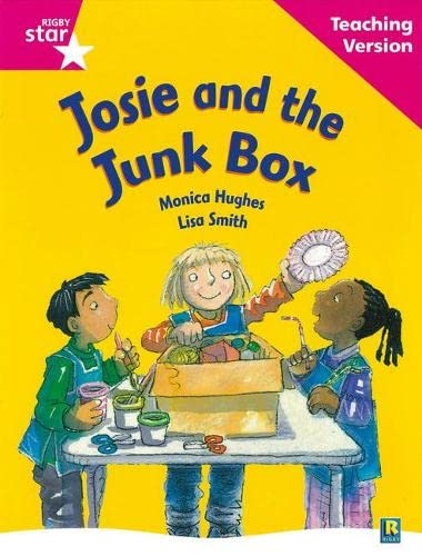 9780433046714: Josie and the Junk Box (Rigby Star)