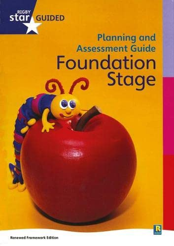 9780433046806: Rigby Star Guided Reception Planning and Assessment Guide: Guided Reading