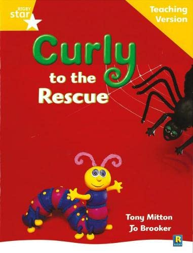 9780433047971: Curly to the Rescue (Rigby Star)