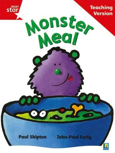 9780433048565: Monster Meal (Rigby Star)