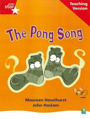 9780433048664: The Pong Song (Rigby Star)