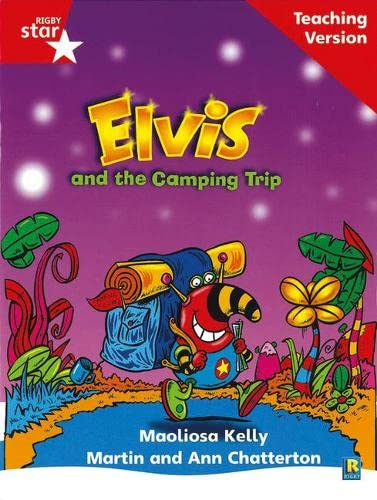 9780433048695: Elvis and the Camping Trip (Rigby Star)