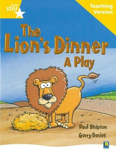 9780433049340: The Lion's Dinner (Rigby Star)