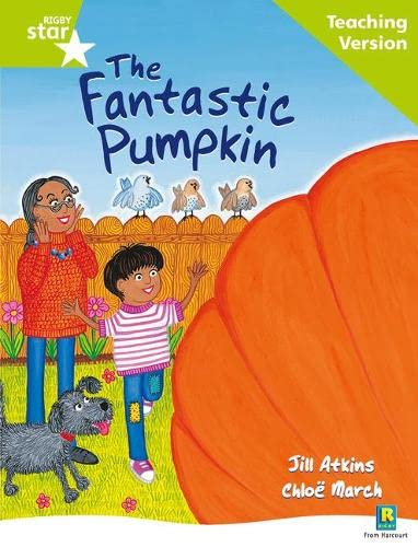 The Fantastic Pumpkin (Rigby Star): Not Available (NA)