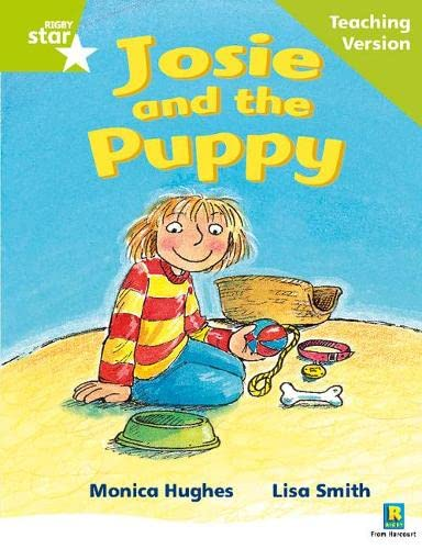 9780433049715: Rigby Star Phonic Guided Reading Green Level: Josie and the Puppy Teaching Version (Star Phonics Opportunity Readers)