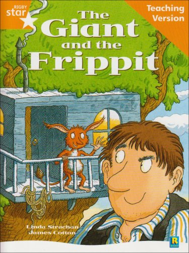 9780433049821: The Giant and the Frippit (Rigby Star)