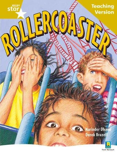 Rigby Star Guided Reading Gold Level: Rollercoaster