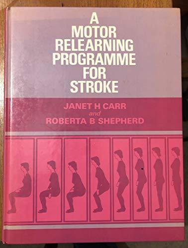 9780433051510: Motor Relearning Programme for Stroke