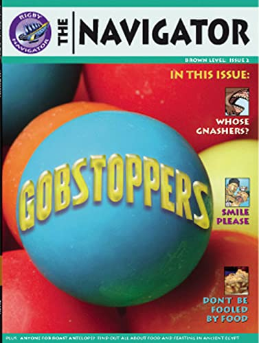 9780433064824: Navigator Non Fiction Yr 3/P4: Gobstoppers Book (NAVIGATOR FICTION)