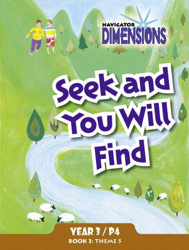 9780433065050: Navigator Dimensions Year 3: Seek and You Will Find/Message in a Bottle Anthology