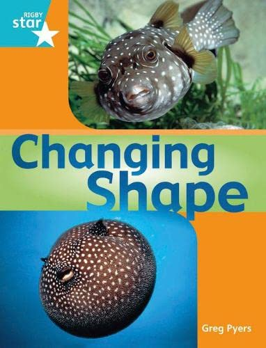 9780433074601: Changing Shape (Rigby Star Quest)