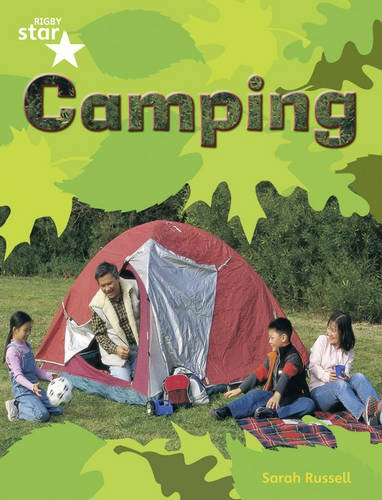 9780433074748: Rigby Star Guided Green: Camping (6 Pack) Framework Edition (STARQUEST)