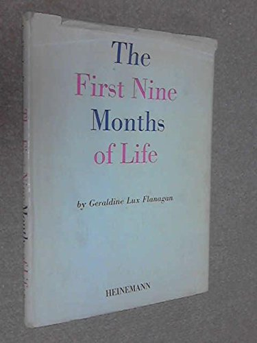 9780433106005: First Nine Months of Life