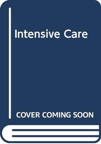 9780433116110: Intensive Care