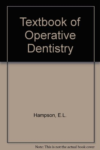 9780433132028: Textbook of Operative Dentistry