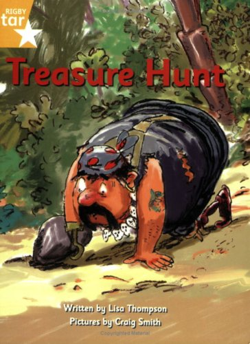 9780433166290: Treasure Hunt: Yellow Level Fiction (Rigby Star Independent: Pirate Cove)