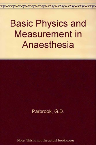 9780433246718: Basic Physics and Measurement in Anaesthesia