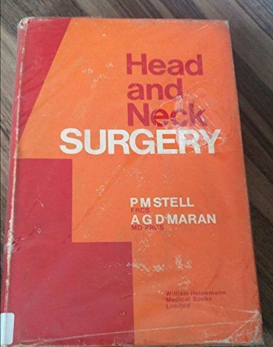 9780433315704: Head and Neck Surgery