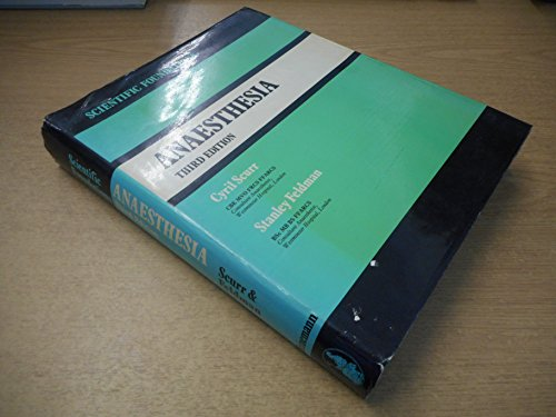 9780433318620: Scientific Foundations of Anaesthesia