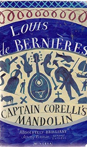 captain corelli's mandolin (0433397535) by louis de bernieres