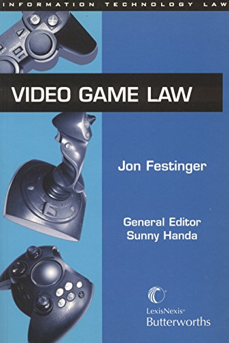9780433447597: Video Game Law