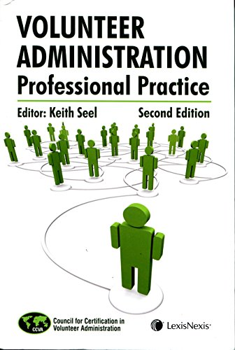 9780433471387: Volunteer Administration: Professional Practice, 2nd Edition