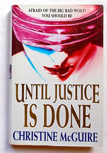 9780434000159: Until Justice is Done
