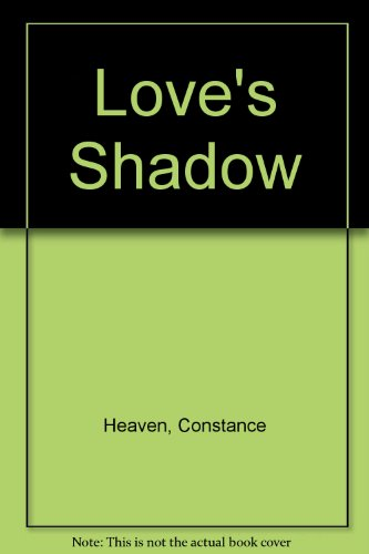9780434000197: Love's Shadow