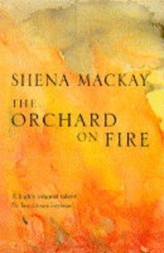 9780434000678: The Orchard on Fire