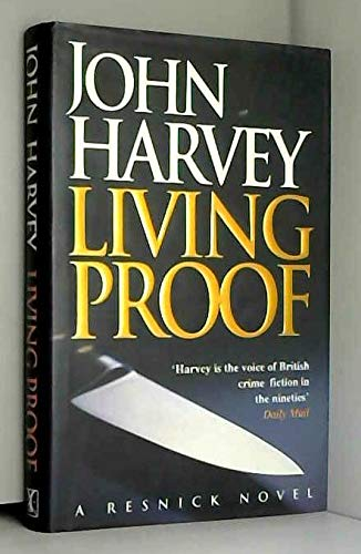 9780434001217: Living Proof (Resnick)