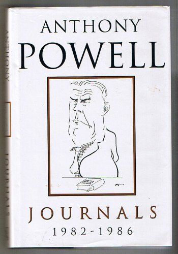 Journals - 1982-1986.: Powell, Anthony.