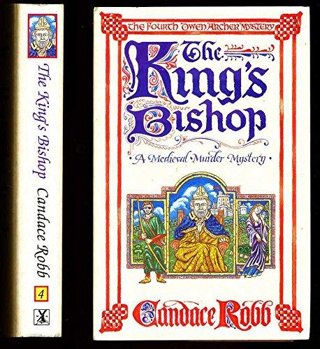 9780434002429: King's Bishop (Owen Archer Mystery)