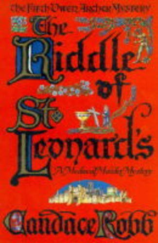9780434002931: The Riddle of St. Leonards