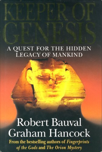 9780434003020: Keeper Of Genesis: A Quest For The Hidden Legacy Of Mankind