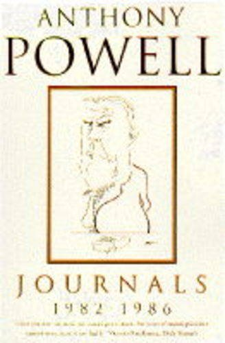 Journals, 1982-86 (9780434003044) by Anthony Powell