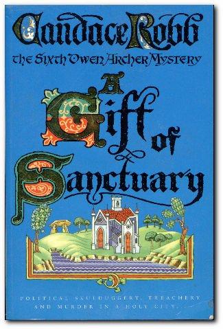 9780434003297: A Gift Of Sanctuary (Tpk)