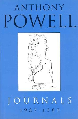 9780434003785: Journals 1987-1989
