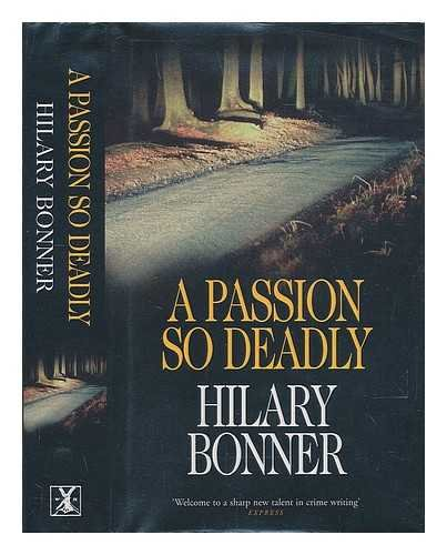 9780434003952: A Passion So Deadly