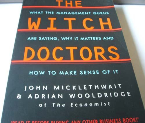 9780434004263: The Witch Doctors
