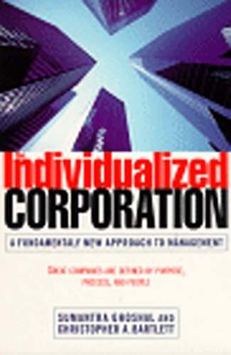 9780434007240: The Individualized Corporation: A Fundamentally New Approach to Management