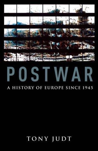 9780434007493: Postwar: A History of Europe Since 1945