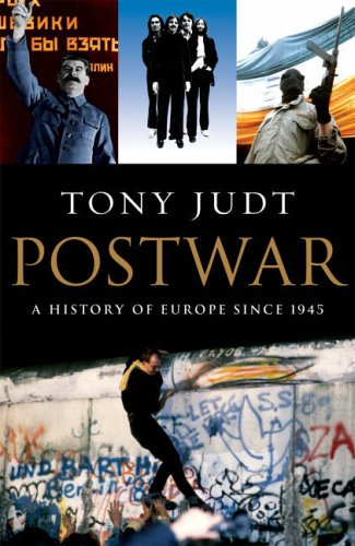 an analysis of the arguments made by tony judt a historian