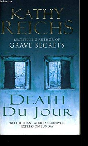 Death Du Jour: Kathy Reichs